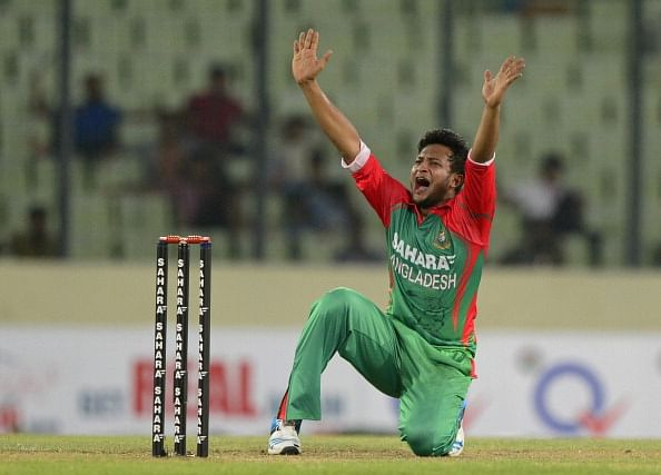 Shakib-al-Hasan allegedly involved in a fight with spectators in Mirpur; BCB to investigate