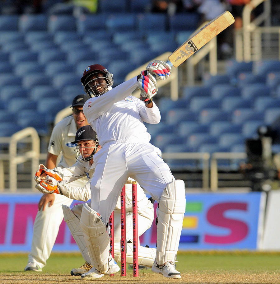 Nets helped me to score second fastest Test fifty: Shane Shillingford