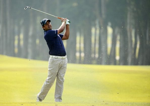 Shiv Kapur in tied 23rd place after round three of US Open, on course for best finish by an Indian at the event