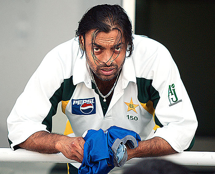 Shoaib Akhtar's Debut In International Cricket