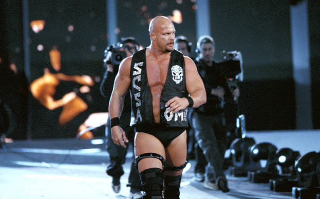 Stone Cold Steve Austin discussing Hulk Hogan's botch at WrestleMania 30 and return of CM Punk