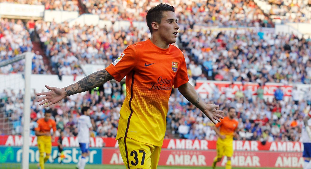Rumour: Everton close in on season-long loan deal for Barcelona's Cristian Tello