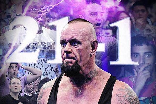 the undertaker phenom 21 - photo #18