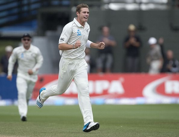Kiwis' Southee doubtful for second Test against Sri Lanka