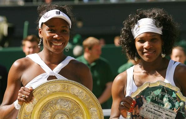 Venus and Serena Williams: The decade's unstoppable force at Wimbledon