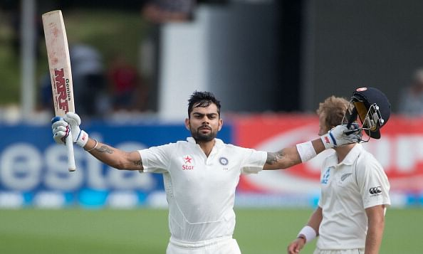 CEAT Cricket Awards: Virat Kohli named Cricketer of the Year