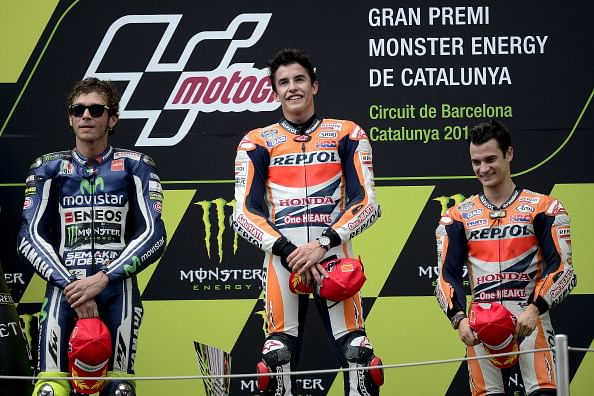 Catalunya Moto GP 2014: Marc Marquez clinches victory in a thrilling finish
