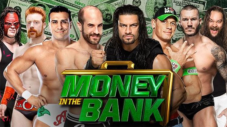 WWE Money In The Bank: Updated Card Dolph Ziggler World Heavyweight Champion