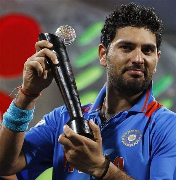 Yuvraj Singhs debut in International Cricket