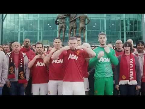 Video: Manchester United release the teaser of their home-kit for the 2014-15 season