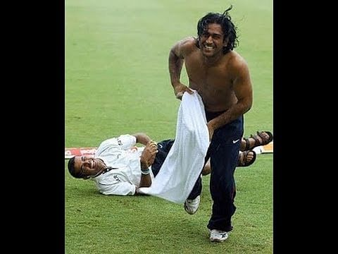 Video: Bizarre moments in cricket