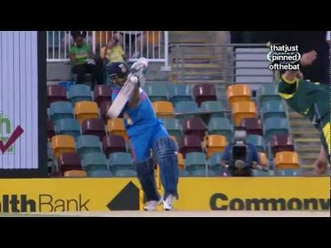 Video: Brett Lee bouncer barrage to Sachin Tendulkar