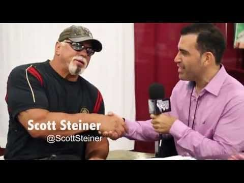 Scott Steiner bashes WWE's current product, reveals he wanted to fight The Rock