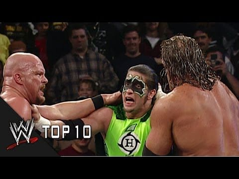 Video: WWE Top 10 - Royal Rumble fails