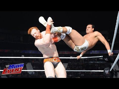 Video: Sheamus vs Alberto Del Rio on Main Event