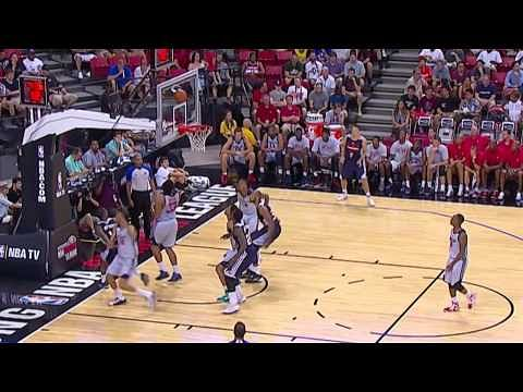 NBA: Top 10 plays from the Samsung Summer League in Las Vegas