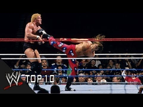 Video: WWE Top 10 - Shawn Michaels Sweet Chin Musics