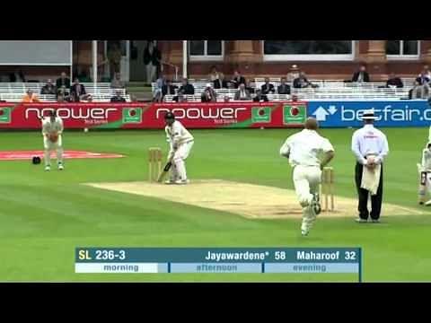 Video: Mahela Jayawardene's best innings abroad - 119 vs England at Lord's, May 2006