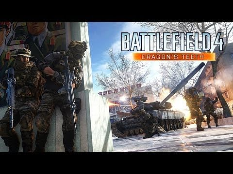 Battlefield 4 Dragon's Teeth: Release date and Launch trailer