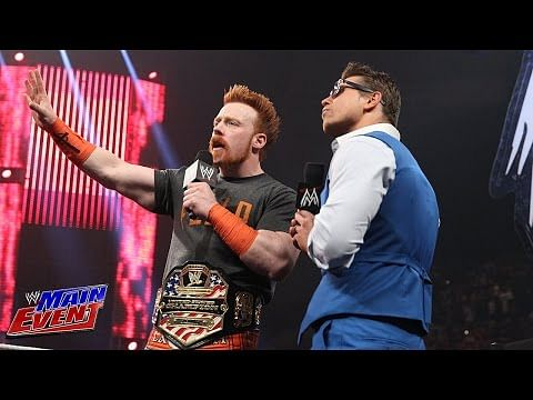 Video: Sheamus challenges The Miz for Intercontinental title at WWE Battleground