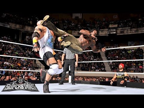 Video: R-Truth vs Ryback battle for Intercontinental spot at Battleground