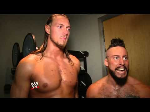 NXT Superstars challenge the Legionnaires