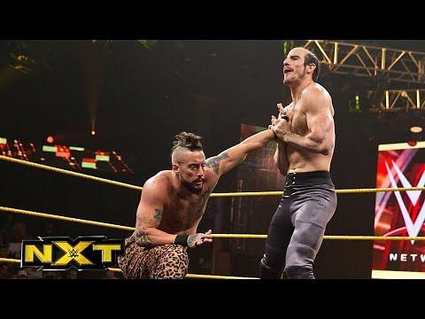 Video: Enzo Amore & Colin Cassady vs The Vaudevillains - WWE NXT
