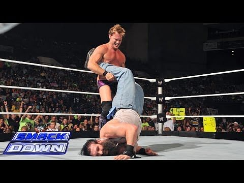 Video: Chris Jericho vs Luke Harper on WWE SmackDown