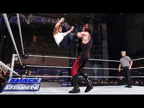 Video: Dean Ambrose vs Kane on WWE SmackDown