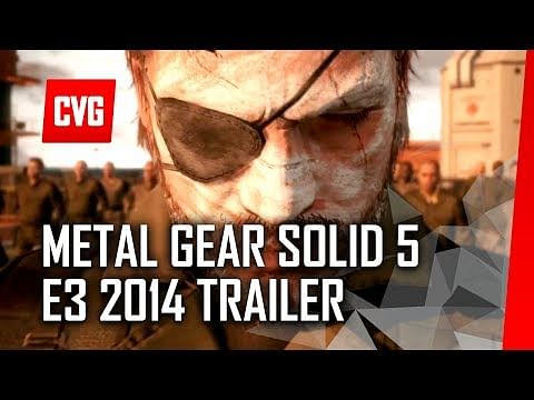 Video: Metal Gear Solid 5 - The Phantom Pain Trailer