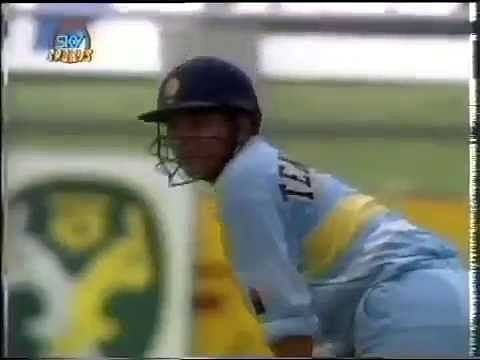 Video: Sachin Tendulkar v Malcolm Marshall