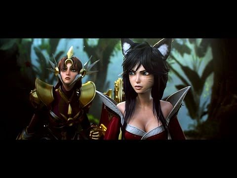 Riot Games release their latest new cinematic trailer for Legends Cinematic: A New Dawn