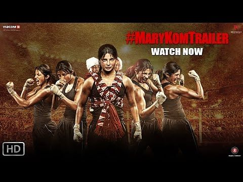 'Mary Kom' official trailer unveiled by Priyanka Chopra