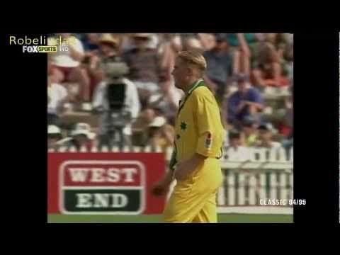 Video: Ricky Ponting v Shane Warne