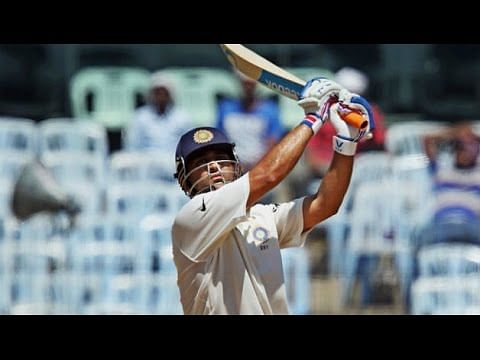 Video: MS Dhoni hits 3 sixes in 3 deliveries in a Test match