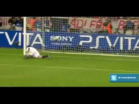 The last time Didier Drogba kicked the ball as a Chelsea player
