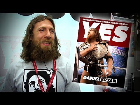 Video: Daniel Bryan announces his autobiography