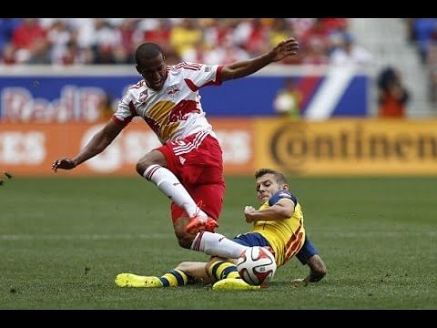 Arsenal lose 1-0 to New York Red Bulls in pre-season game