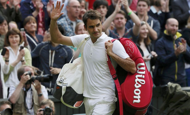The resurgence of Roger Federer