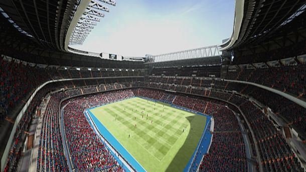Which is the best FIFA 14 stadium?