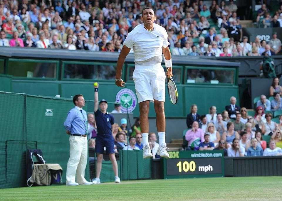 Wimbledon 2014: Nick Kyrgios - The teenage wildcard who shocked Rafael Nadal