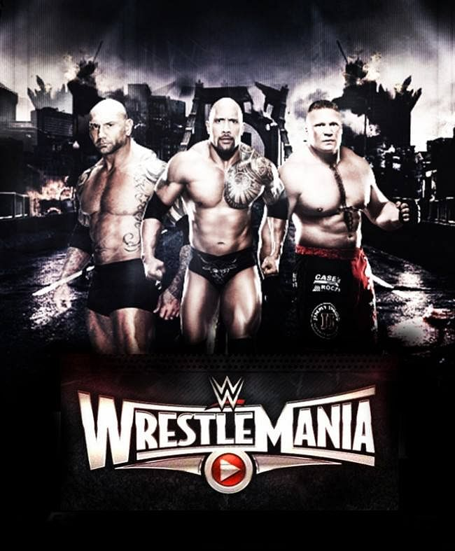 Photo: First WrestleMania 31 Poster Released?
