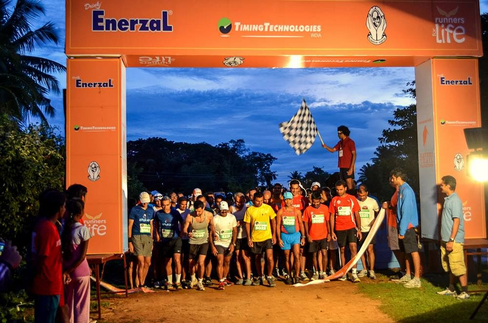 Kaveri Trail Marathon- Trail run for a change