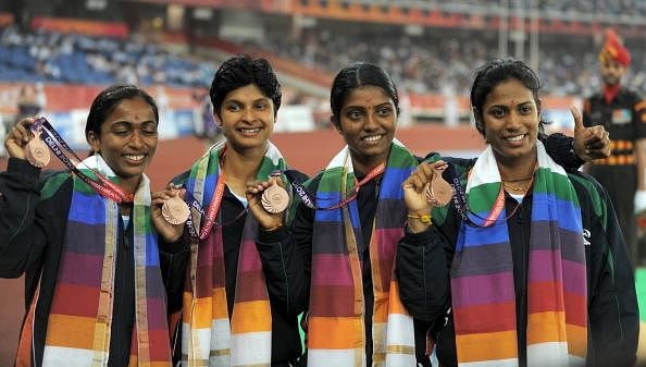 After 2010 bronze, Indian women's 4x100m relay team is shooting for gold at Glasgow CWG