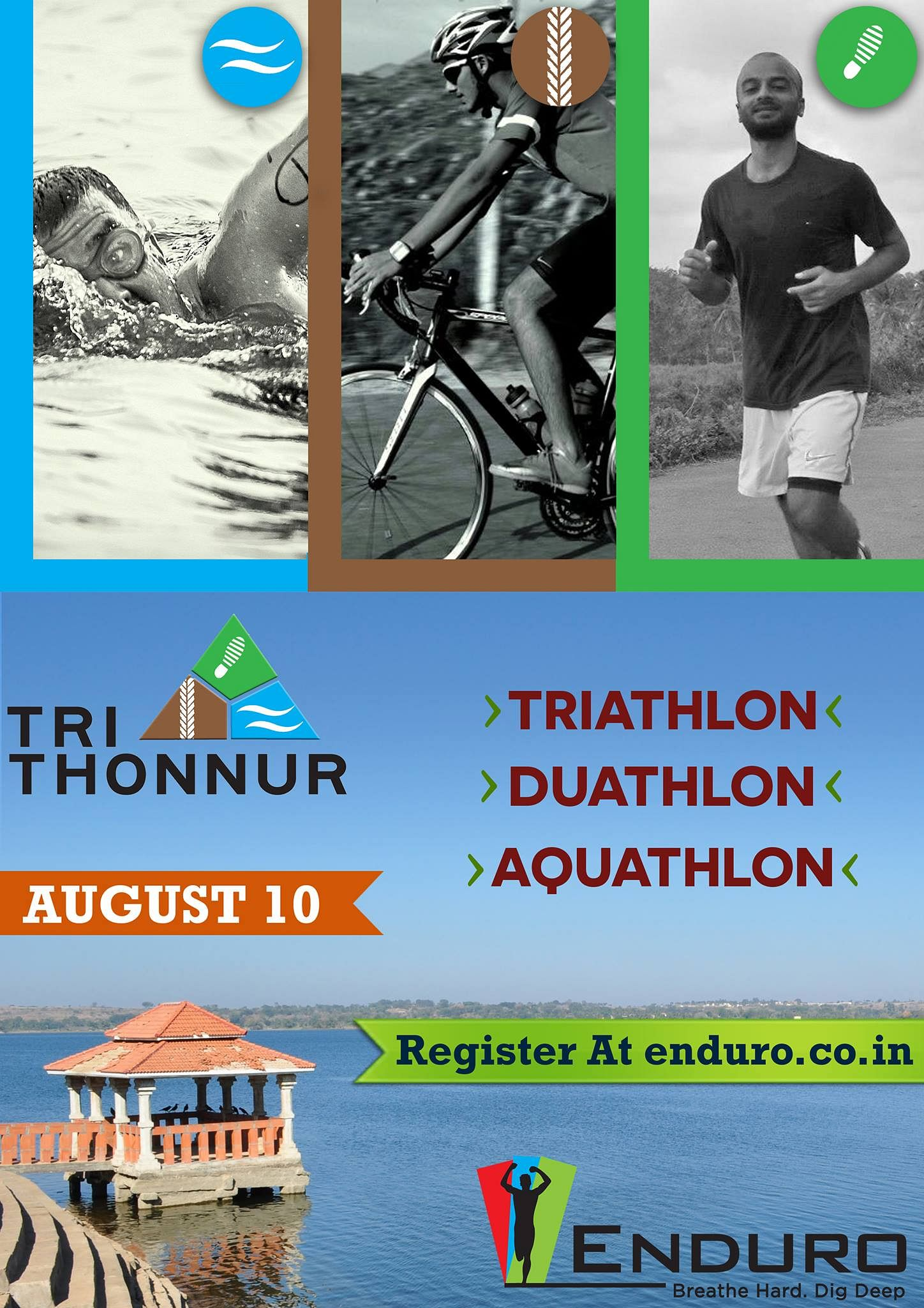 Tri Thonnur 2014, one of India's biggest triathlon events, returns with new introductions