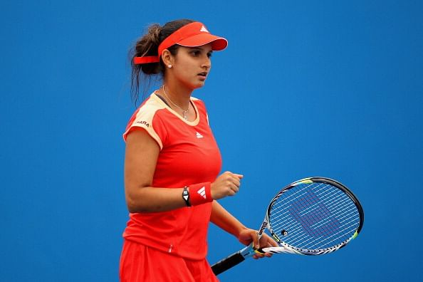 Sania Mirza to get funding of Rs. 1 crore from Telangana government