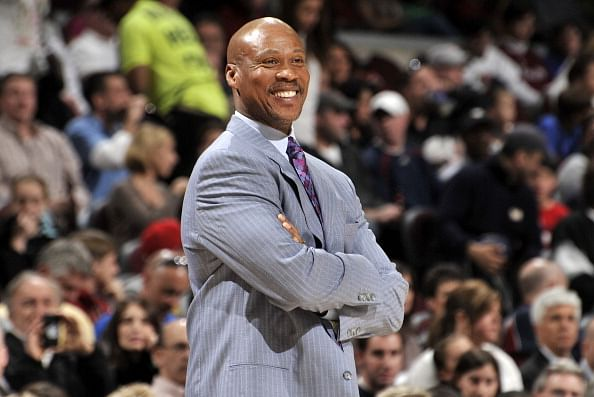 Los Angeles Lakers name Byron Scott as their new Head Coach