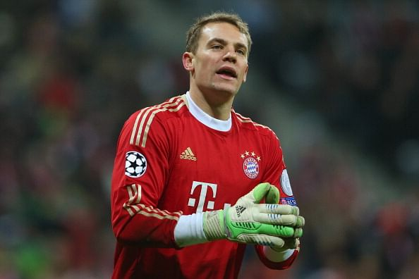 10 amazing facts you didn't know about Manuel Neuer