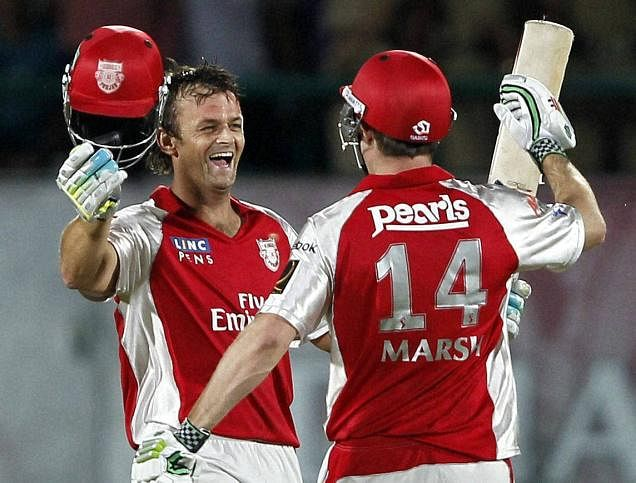 Stats: Top 10 highest partnerships in Twenty20 cricket