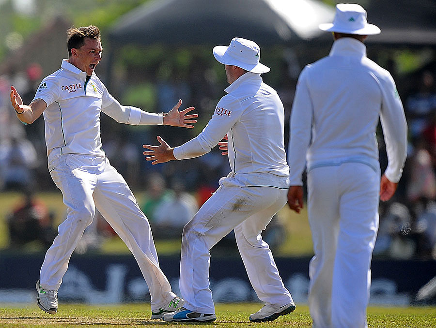 Dale Steyn at Galle: A memory to cherish